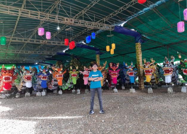 Kemeriahan Semarak Festival Imlek dan Cap Go Meh Singkawang Pesona Wisata Kota Singkawang 2019