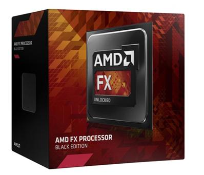 O processador AMD FX 8370E tem um batalhão de núcleos