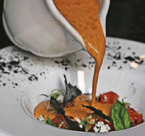 Receta Saludable: Crema de Tomate Rostizado