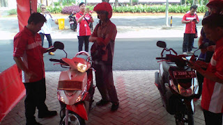 Lowongan Rider Teknojek Yogyakarta