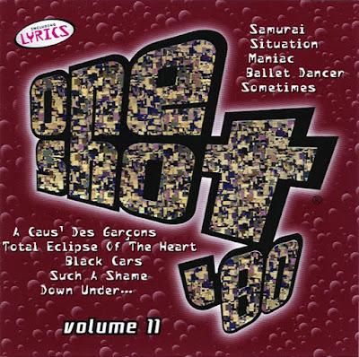 Various Artists – One Shot '80 – Volume 11 (2001)