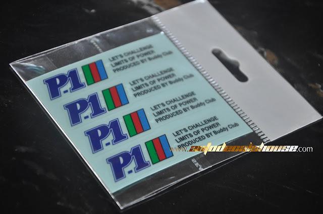 P1 Racing -  by Buddy Club