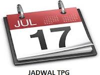 INFORMASI JADWAL PENCAIRAN TPG TRIWULAN 1, 2, 3 DAN 4 2015