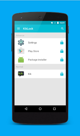 lock for kik apk Free & Direct download Android app - AppLockers
