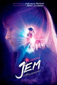 Jem e as Hologramas – Dublado (2015)