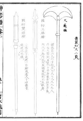 Ming Dynasty Fire Spade