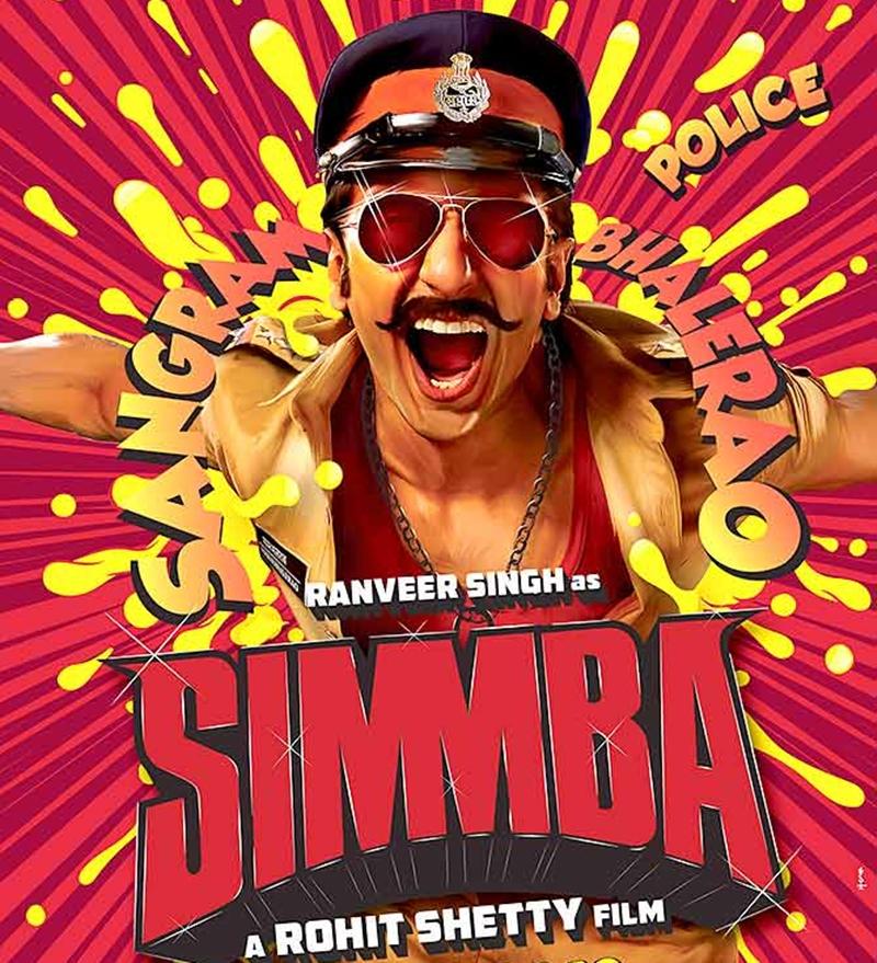 Simmba: Ranveer Singh