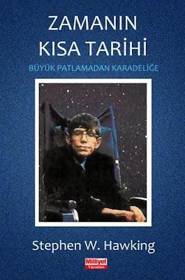 Stephen W. Hawking – Zamanın Kısa Tarihi PDF EPUB indir