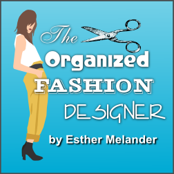 The Organized Fashion Designer