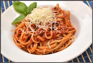 Spagetti és csípős avagy Mérges és isteni