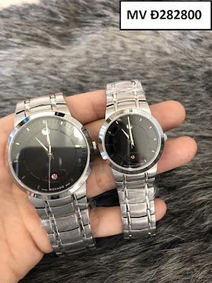 Đồng hồ cặp đôi Movado Đ282800