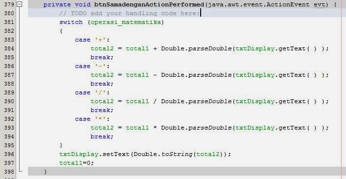 Java- program sederhana menghitung berat badan ideal