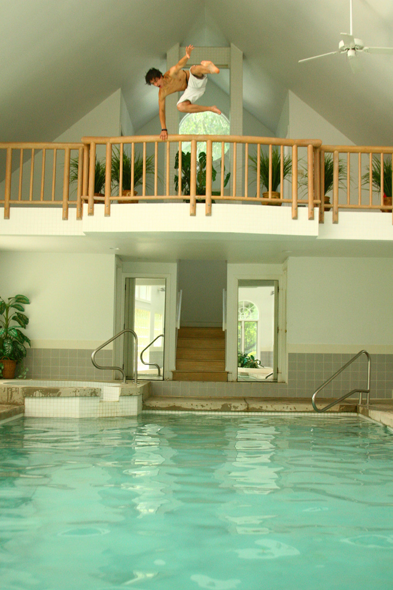 Gambar Rumah  Minimalis Ada Kolam  Renang