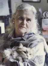 Photo of Anne McCaffrey courtesy of ICv2