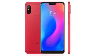 Spesifikasi Xiaomi Redmi 6 RAM 3GB