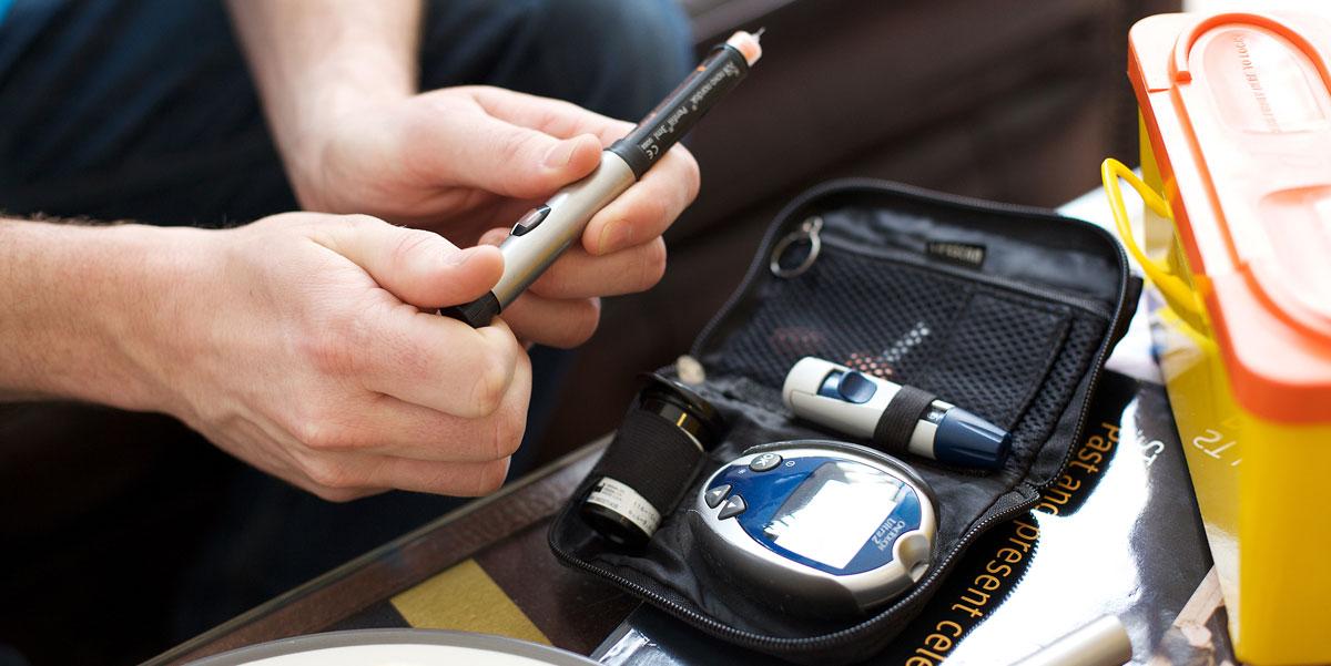 مشاكل مرض السكري مع السفر