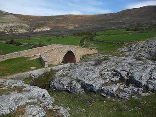 Puente Cantos. Caracena