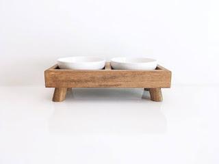 minimalist dog bowls