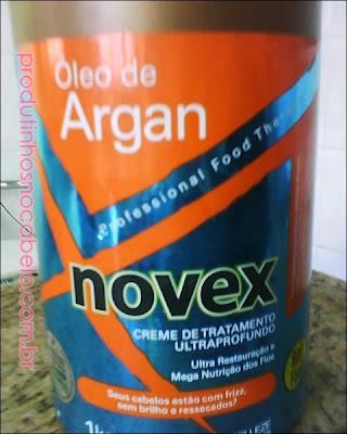 Novex de Argan