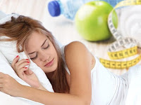 Cara Menguruskan Badan Dengan Diet Tidur