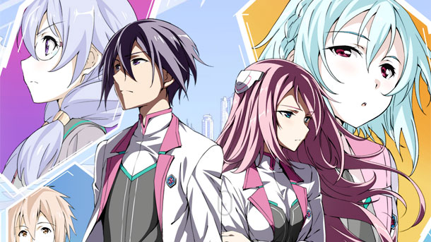 Anime Gakusen Toshi Asterisk Estrenara Segunda Temporada -6996