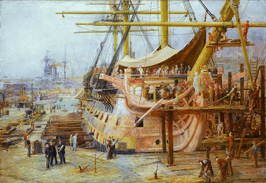 The Preservation of HMS Victory