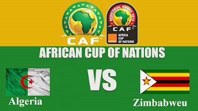 Algeria  VS Zimbabweu African Nations Cup 2017 Gabon جميع القنوات المجانية و الترددات الناقلة لمباراة الجزائر - زمبابوي في كأس امم افريقيا