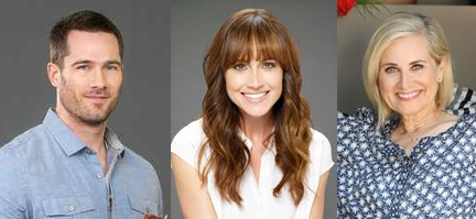 Christmas Land.Hallmark Christmas Movie Christmas Land Cast Revealed