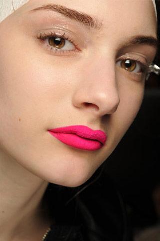 rouge à lèvres waterproof