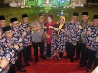Bupati Kayong Utara Janjikan Umroh Bagi Jawara STQ Kalbar