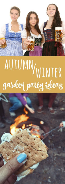 Autumn & Winter Garden Party Ideas