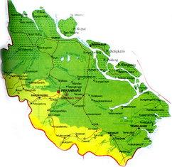 Daftar Nama Kecamatan Kelurahan/Desa & Kodepos Di Kota ...