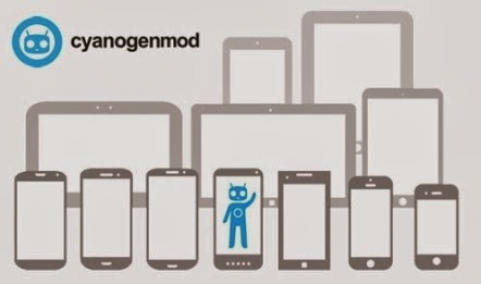 Install CyanogenMod ROM on Android