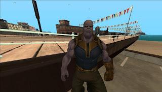 Infinity War Thanos Gallery1377