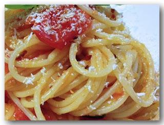 resep cara membuat pasta onion spaghetti