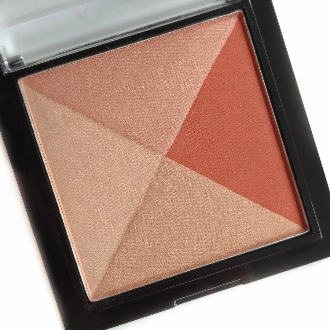 NYX Away We Glow Summer Reflection