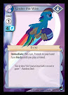 My Little Pony Under the Wire High Magic CCG Card