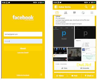 apps facebook mod terbaru