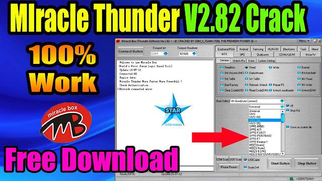 Miracle Thunder V2.82 Crack
