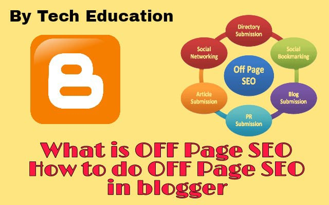 What is Off page SEO? | Link building | Off page SEO |