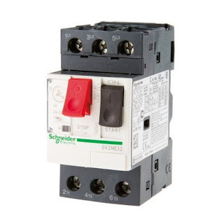 Moter protection circuit breaker