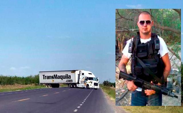 Células del cartel del Golfo bloquearon diversos puntos de la carretera libre Reynosa-Matamoros, paralizando el tráfico en esa carretera.