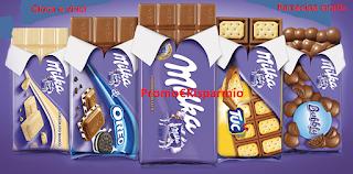 Logo Gioca gratis e vinci 100 forniture di prodotti Milka