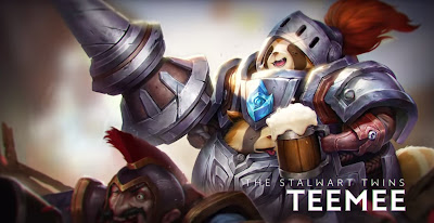 Build Item Terbaik TeeMee di Arena Of Valor (AOV)