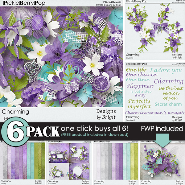 Charming - April Pickle Barrel