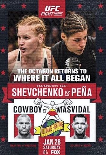 UFC on Fox 23 Free Download