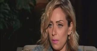 الفنانة ريم البارودى تبارك زواج الفنان أحمد سعد من سمية الخشاب