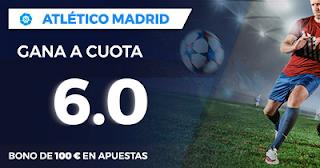 Paston Megacuota Liga Santander: Levante vs Atlético 25 noviembre