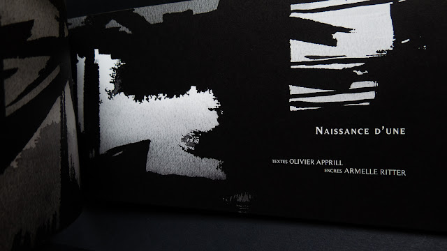 Naissance d'une, Olivier Apprill et Armelle Ritter, Zinc éditions - photo Lou et les feuilles volantes