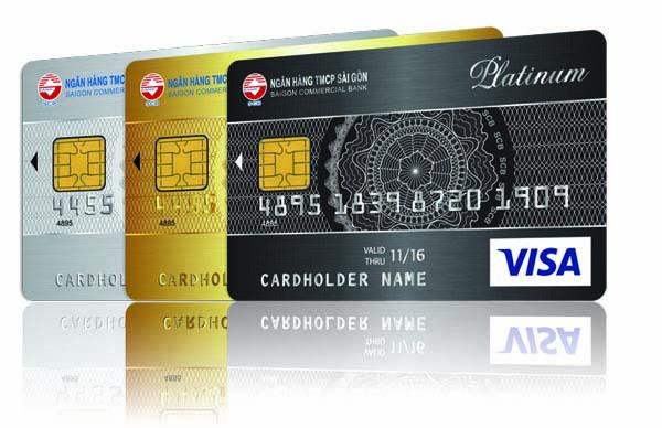 Tiện ích và cách đăng ký thẻ Visa SCB